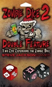 Zombie Dice 2 : Double Feature